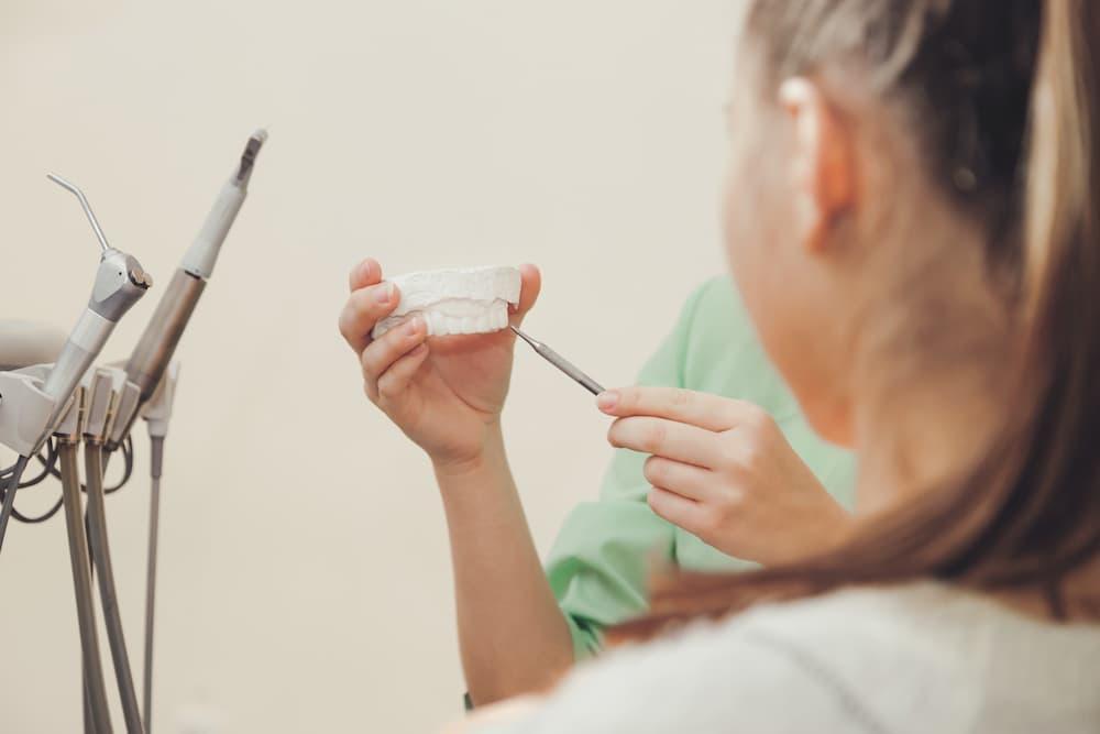 orthodontist-shows-patient-a-plaster-cast-of-beaut-PF6W42S (1)